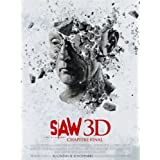 Saw 3D Poster (11 x 17 Inches - 28cm x 44cm) (2010) French Style A