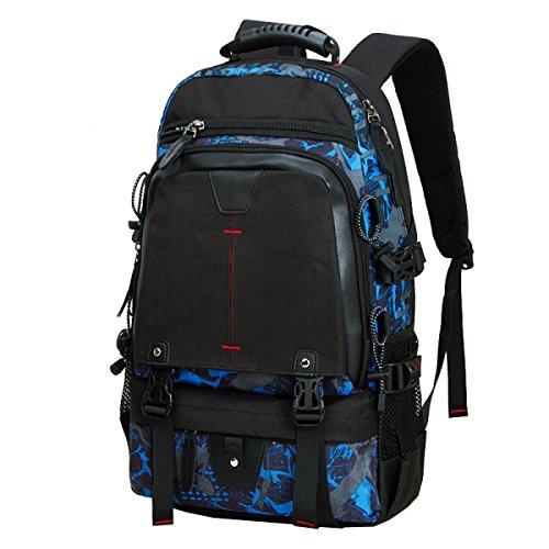 LAIDAYE Schüttgutsack Bergsteigen Taschen Outdoor-Taschen Taschen Rucksäcke Umhängetaschen 2
