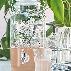 IB Laursen Getränkespender, 4 Liter