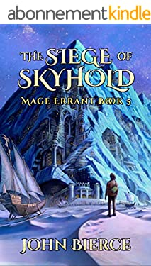 The Siege of Skyhold: Mage Errant Book 5 (English Edition)