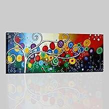 Amazon.it: quadri moderni su tela da soggiorno - I Colori del Caribe