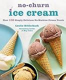 Best Ice Cream Maker Cookbooks - No-Churn Ice Cream Review