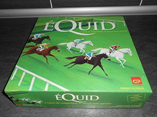 EQUID - L'esprit De Compétition, Le Cheval Pour Passion