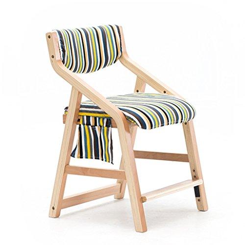 Chen- Color Line Kinder Studie Stuhl Esszimmer Stuhl Schule Stuhl Stuhl Massivholz Stuhl Hebe Stuhl Stuhl Schreibtisch Stuhl Haushalt ( größe : A )