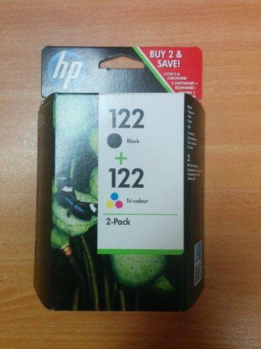 HP CR340HE Ink Cartridge Black/Blue/Pink/Yellow