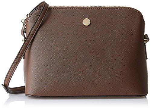 Lino Perros Women's Handbag (Dark Brown)