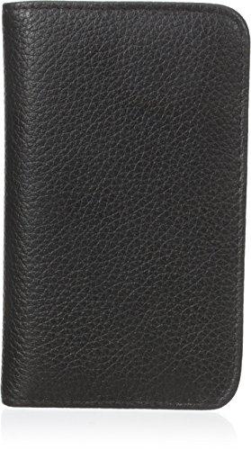 Buxton Damen Leder Deluxe Snap Fall Brieftasche Einheitsgröße schwarz (Geldbörse Buxton Damen)