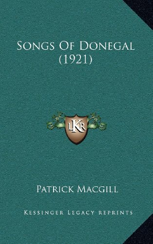 Songs of Donegal (1921)