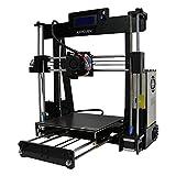 Anycubic Prusa i3 Impresora 3D con la plataforma patentada Ultrabase con un tama?o de impresión mayor φ210x210x250