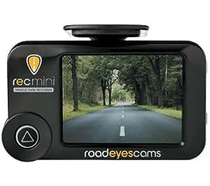 ROADEYES recMini Full HD - Boîte noire vidéo pour véhicule