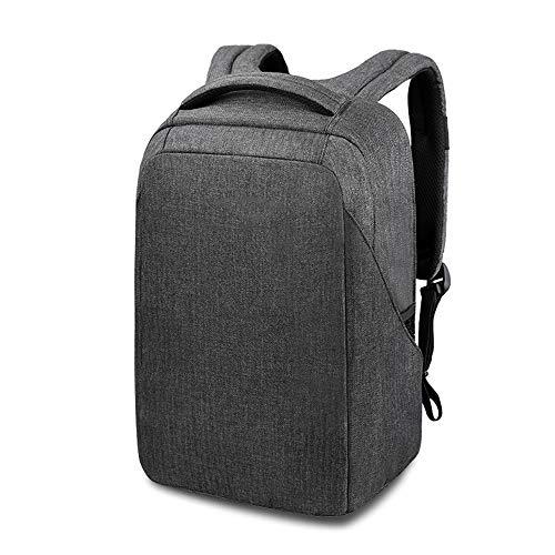 Btzdb zaino per computer portatile anti-ladro zaini per computer usb per donna zaino bagpack maschio per adolescenti zainetto gioventù da 16 pollici