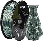 ERYONE Silk PLA Filament pour imprimante 3D, 1,75 mm, tol¨¦rance : ¡À 0,03 mm, 1 kg (2,2 LBS)/bobine