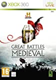 Cheapest History Great Battles: Medieval on Xbox 360