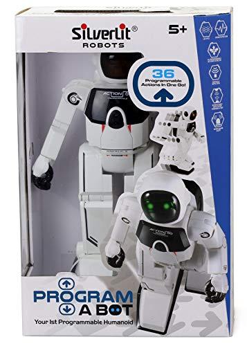 Silverlit - 88429 - Robot intelligent intéractif - Program A Bot