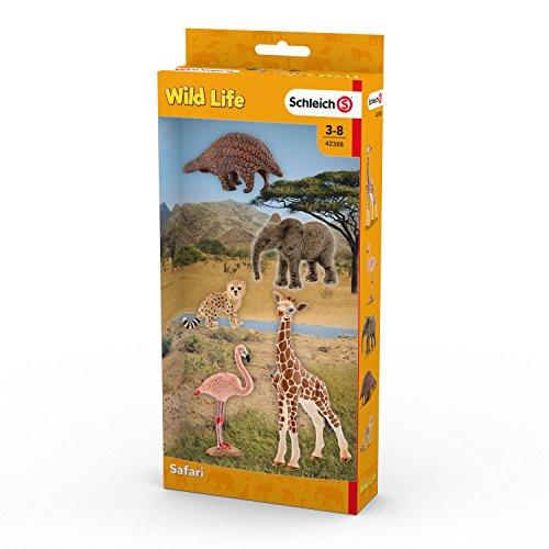 Schleich 42388 – Wild Life Tier-Mix – Figur - 2
