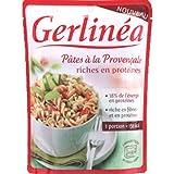 gerlinéa Pâtes à la provençale, riche en protéines, cuisson rapide au micro-ondes, 1 portion ( Prix unitaire )...