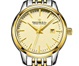 Dreyfuss Womens Analogue Classic Quartz Watch with Stainless Steel Strap DLB00126/03