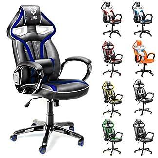 Diablo X-Gamer silla de oficino, silla de gaming, silla de escritorio