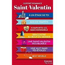 Coffret romance - Saint-Valentin (HQN)