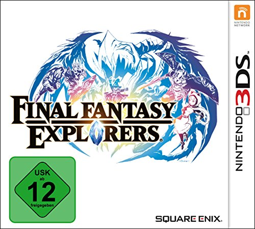 Final Fantasy Explorers (3DS)