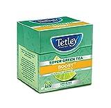#10: Tetley Super Green Tea, Boost, 10 Tea Bags