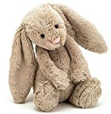 Jellycat bas3b – Plush Rabbit, Brown