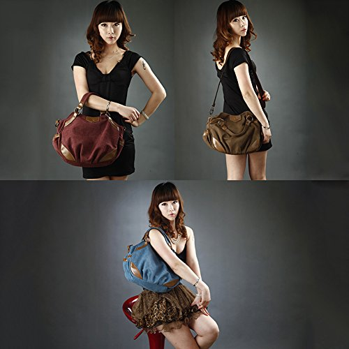 SHUhua - Sacchetto donna brown