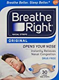 Breathe Right Nasal Strip, Large (Tan), 60 Strips (Value Pack) by GlaxoSmithKline