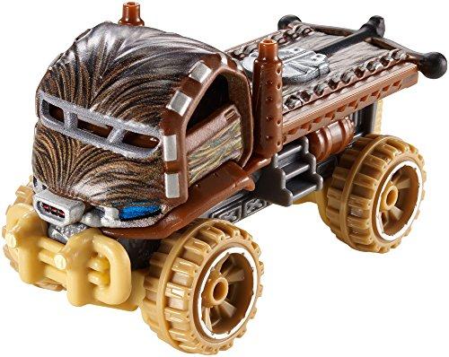 Hot Wheels Star Wars Rogue One Character Car, Chewbacca