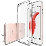 iPhone 6S Plus Hülle, Ringke [Air] Leicht wie Luft (extremes Leichtgewicht) ultra dünne transparente, weiche, flexible TPU Kratz-resistente Hülle für Apple iPhone 6S Plus / 6 Plus – kristallklarer