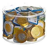 Wal Cor Euro Schokoladengeld + Banknoten Dose, 1 kg