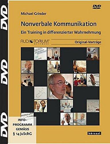 Nonverbale Kommunikation, 2 DVD, Ein Training in differenzierter Wahrnehmung