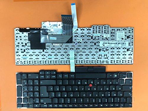 THT Protek DE - Orig. Tastatur komp. für IBM Lenovo ThinkPad Edge E530 E535 E530C, 04Y0313