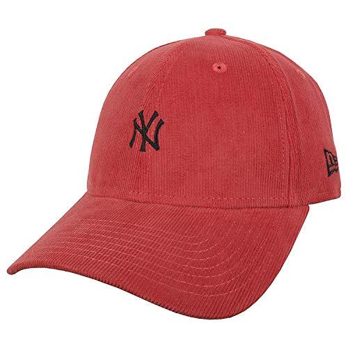 New Era 9FORTY MLB Cord Brights New York Yankees Cap korall, OneSize - New York Cord
