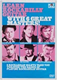 Hot Licks - Learn Rockabilly Guitar With 6 Great Masters! [UK Import]