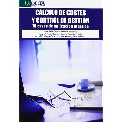 Calculo De Costes Y Control De Gestion Pdf Download Ervinemre
