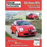 E.T.A.I - Revue Technique Automobile B738.5 - ALFA-ROMEO MI.TO PHASE 1 - 2008 à 2016