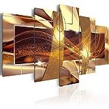 murando - Cuadro en Lienzo 200x100 cm - Abstraccion - Impresion en Calidad...