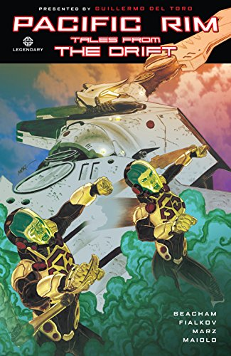 JAEGERS POWERING UP. KAIJUS RISING. THE EPIC ADVENTURE CONTINUES.  Following the best-selling graphic novel Tales from Year Zero, Legendary takes you back to the frontlines of a larger-than-life battleground with Pacific Rim: Tales from the Drift, th...