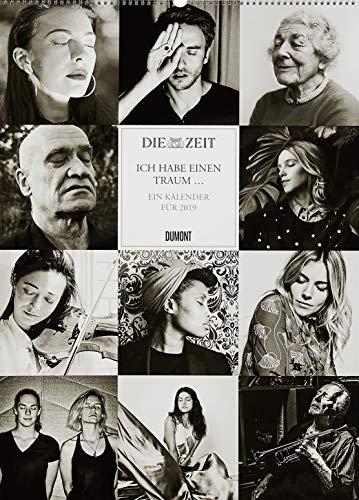 DIE ZEIT – Ich habe einen Traum Kalender 2019 – Poster-Kalender – Format 49,5 x 68,5 cm