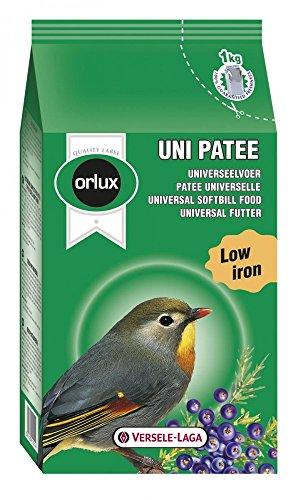 Versele Laga Orlux Uni Patee Softbill universale complete food 1kg 424002