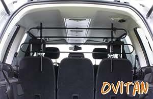 ovitan hundegitter xl f rs auto 4 streben universal zur befestigung an den kopfst tzen der. Black Bedroom Furniture Sets. Home Design Ideas
