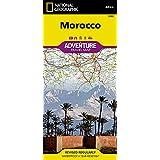 Morocco adv. ng r/v (r) wp (Adventure Map (Numbered))