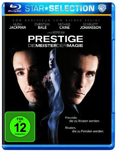 Bild von Prestige - Die Meister der Magie [Blu-ray]