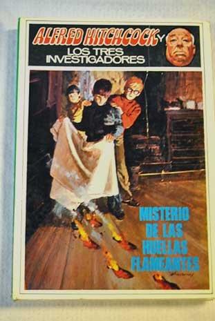 Misterio De Las Huellas Flameantes