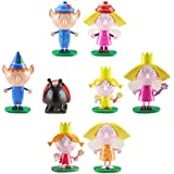 Ben & Holly Figure (Pack of 12, Multi-Color)