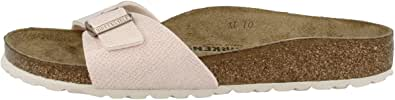 BIRKENSTOCK Damen Sandale Madrid Birko-Flor schmal