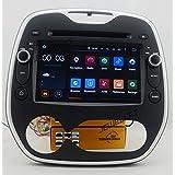 Acht Core 1024* 600HD Screen Android 6.0Auto DVD GPS Navigation für Renault Captur Samsung qm32013–2016