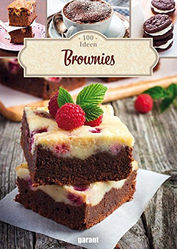 100 Ideen Brownies (Gebackene Brownies)