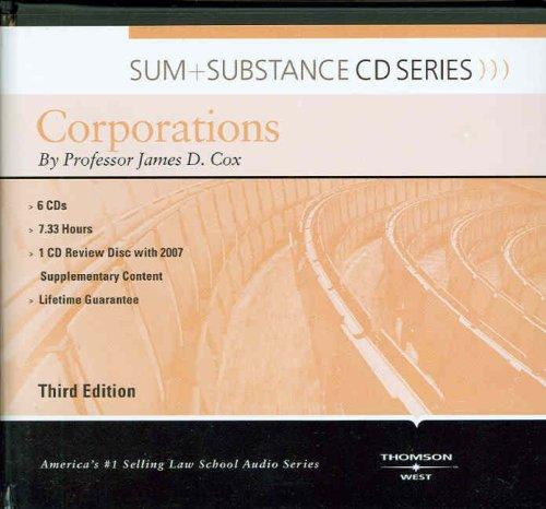Corporations PDF Books